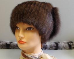 купить меховую шапку в Риге