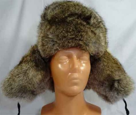 купить шапку ушанку в Риге