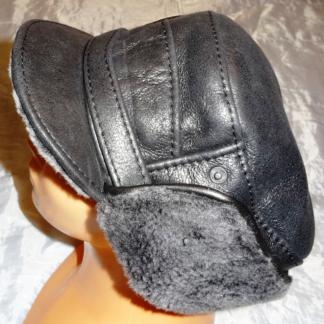 viriešu kažokādas cepure