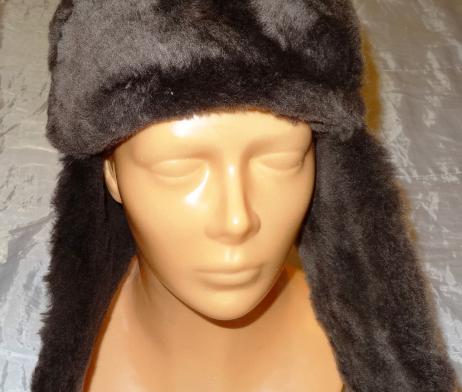 мужкая шапка ушанка