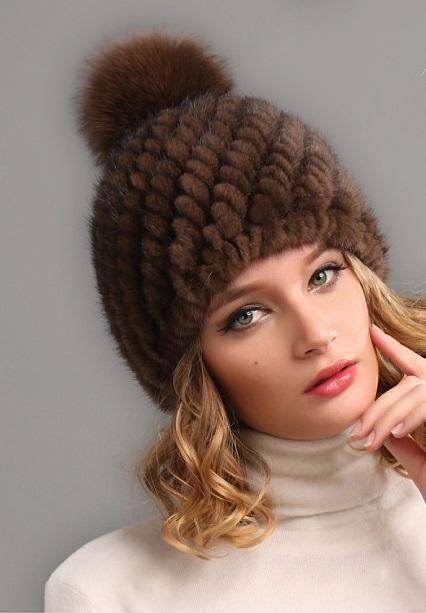 купить норковую шапку
