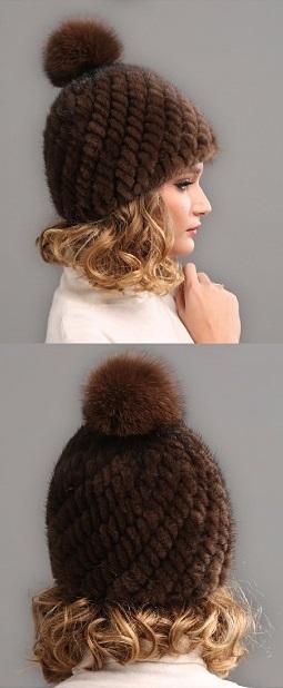 меховая шапка 2017 года