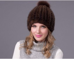 норковая шапа фото