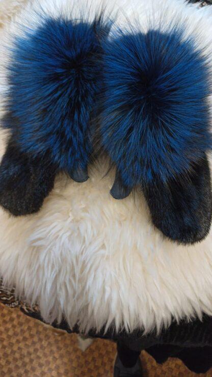 рукавички из норочки в Риге